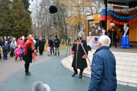 Праздник с казаками